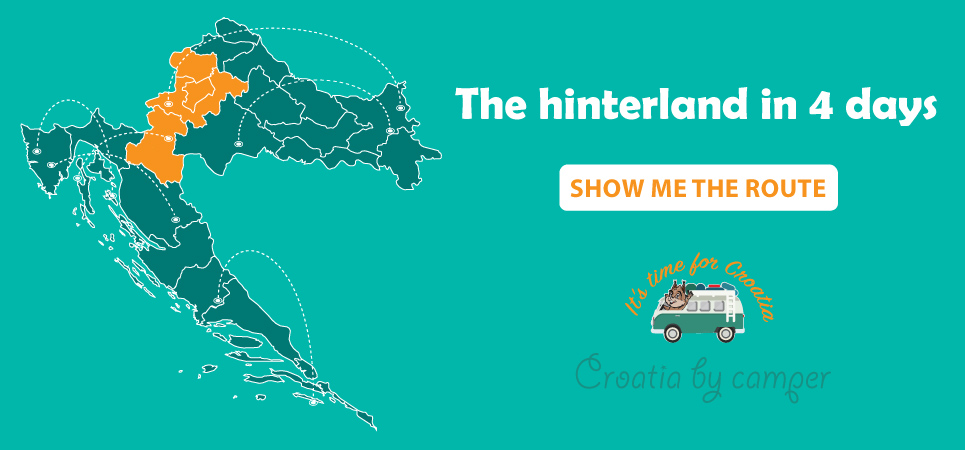 The hinterland in 4 days