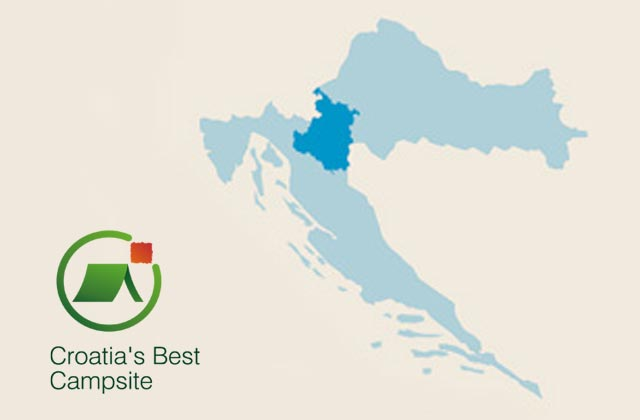 Best campsites in inland Croatia
