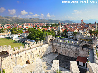 Unesco Protected Croatian Sights Camping Hr