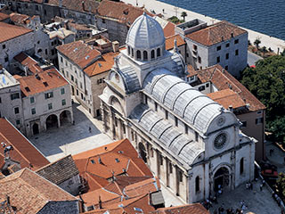 Kathedrale in Šibenik