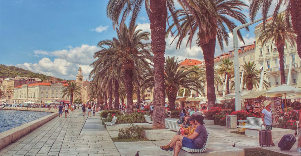 Split riva - photo