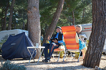 Camping in Croatia in winter  Try it yourself! - Croatian Camping Union 79efaef33d78
