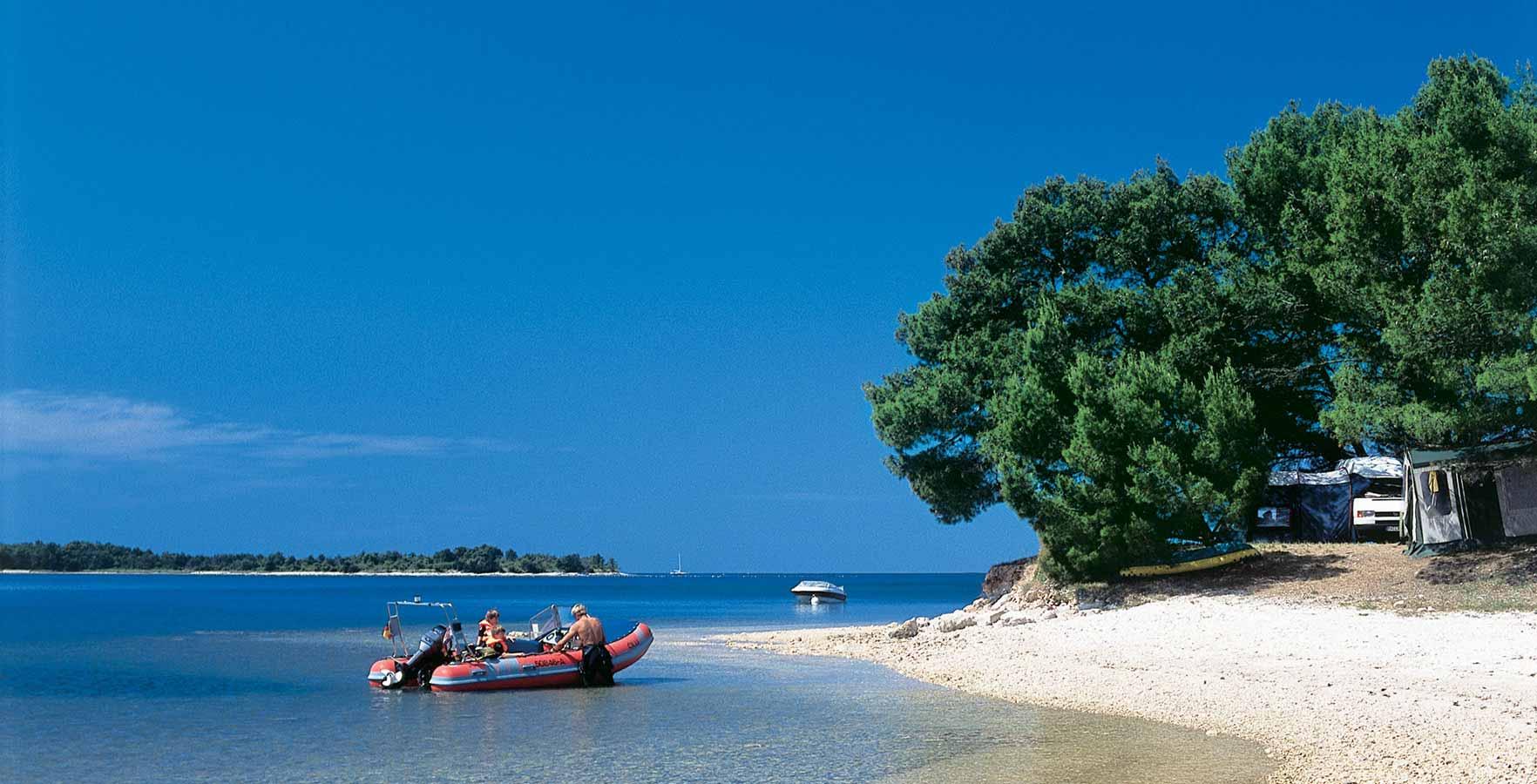 Solaris Camping Resort, Poreč, Kroatien, Istrien