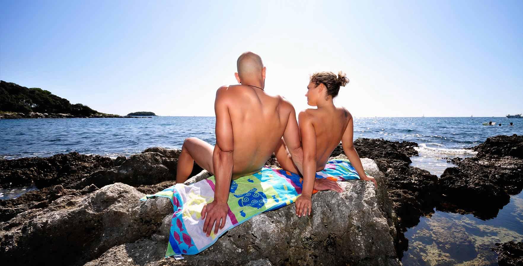 Campsite Solaris - naturist beach