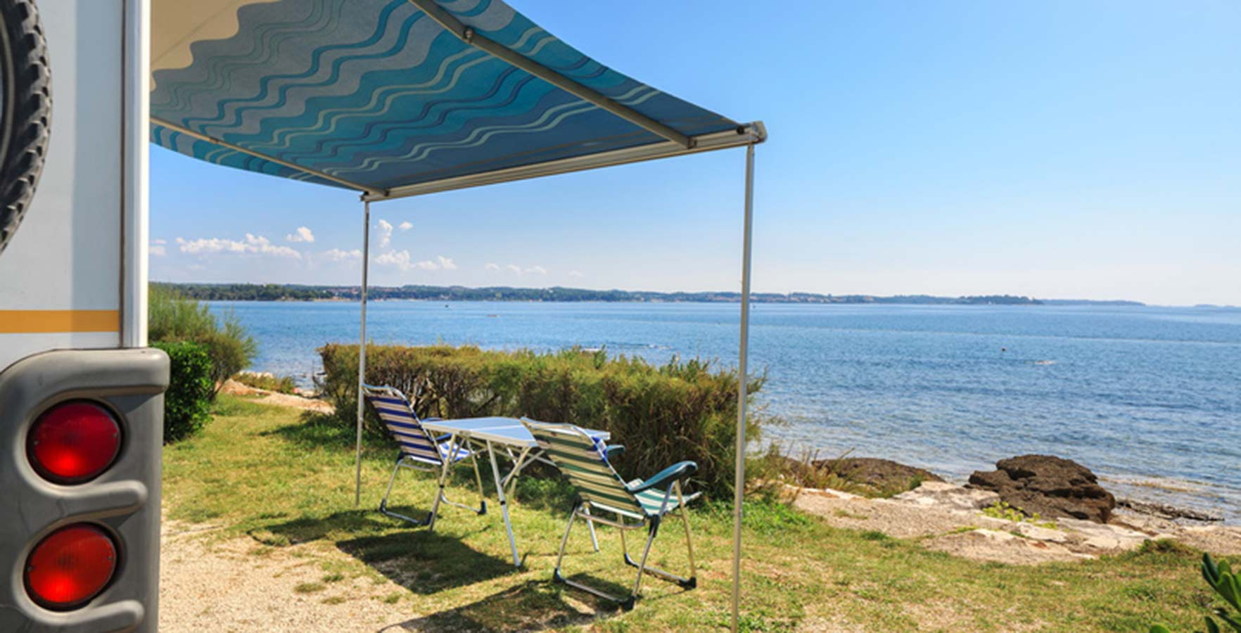Campsite Ulika - accommodation in Croatia