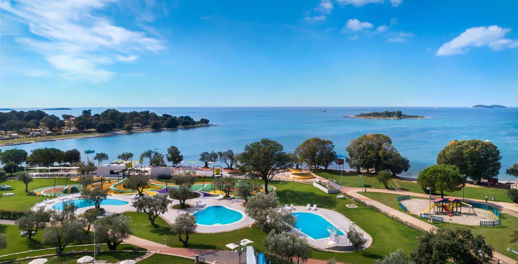 Camping Polari   Istria  Croatia   Allcamps