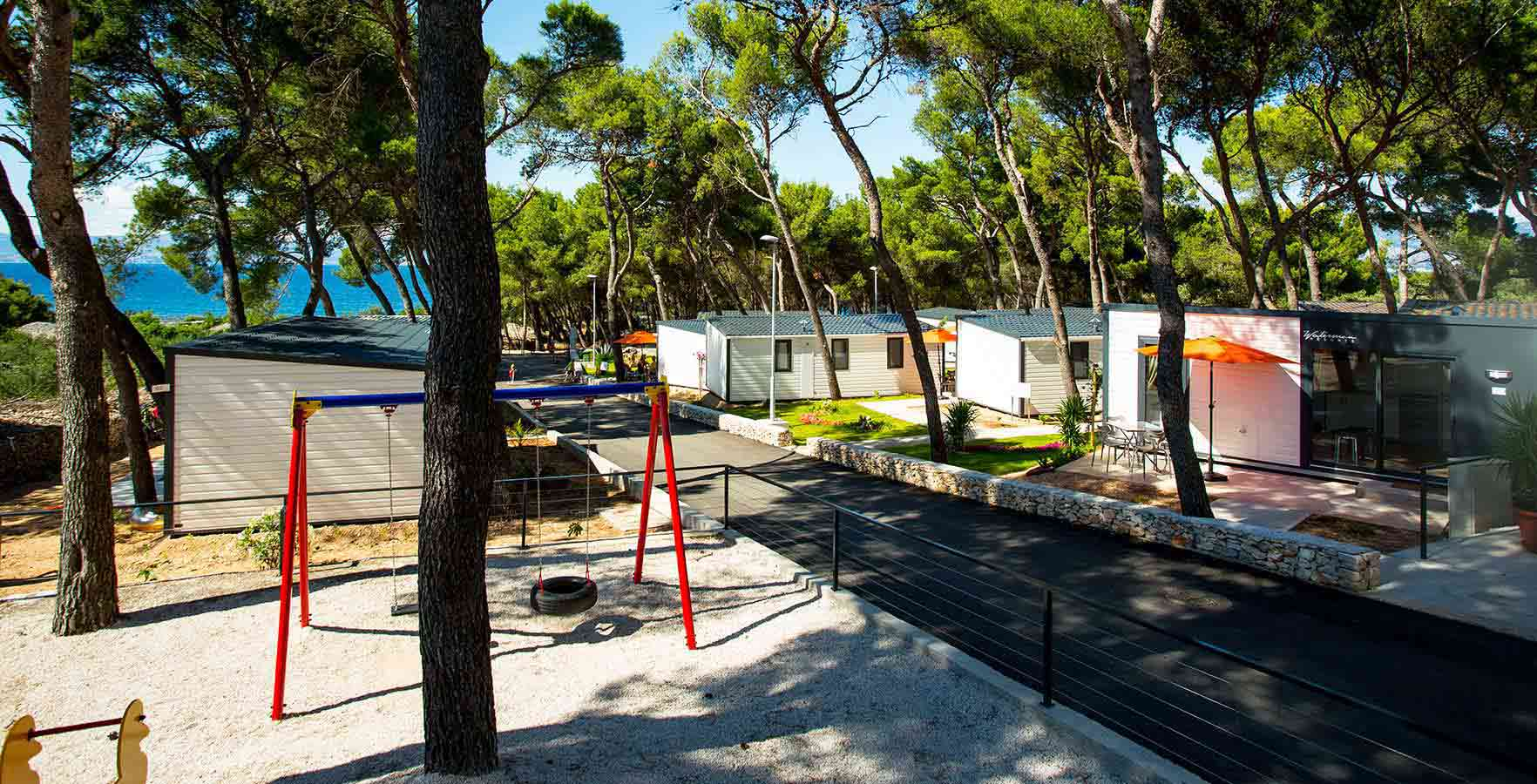 Camping Waterman Beach Village - Kinderspeelplaats