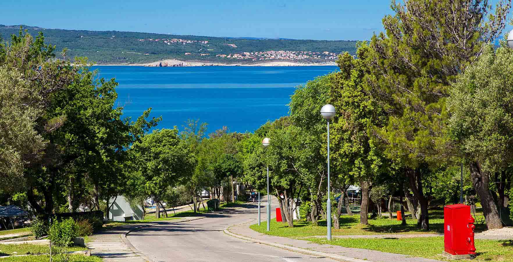 Campsite Selce - accommodation in Croatia