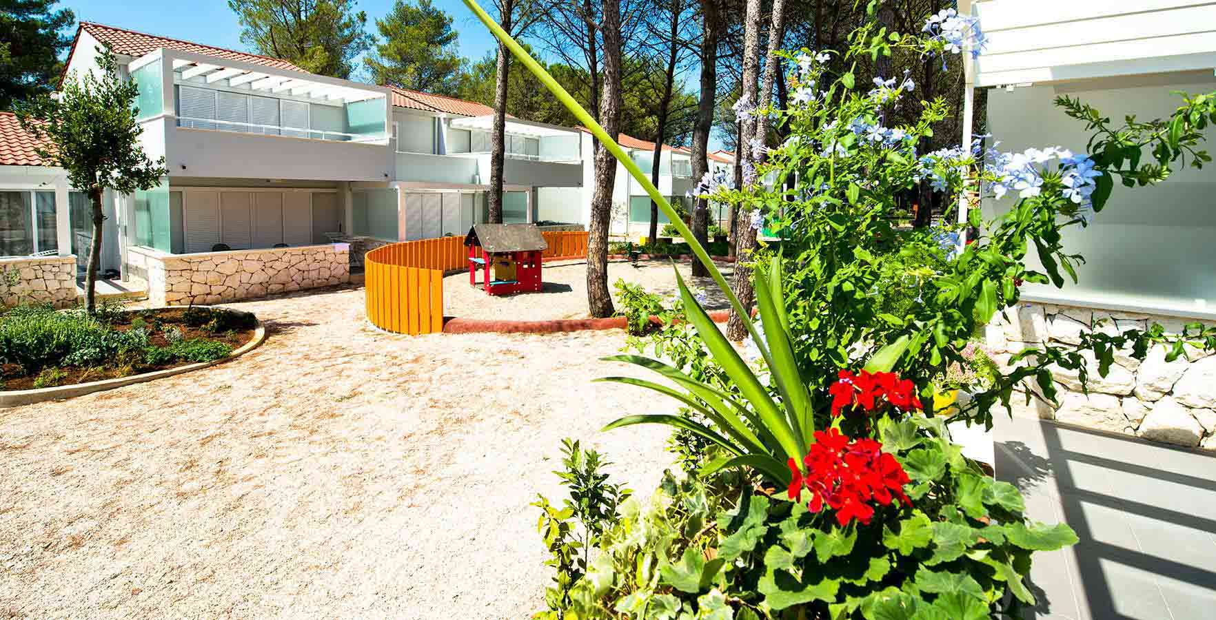 Zaton camping - appartement