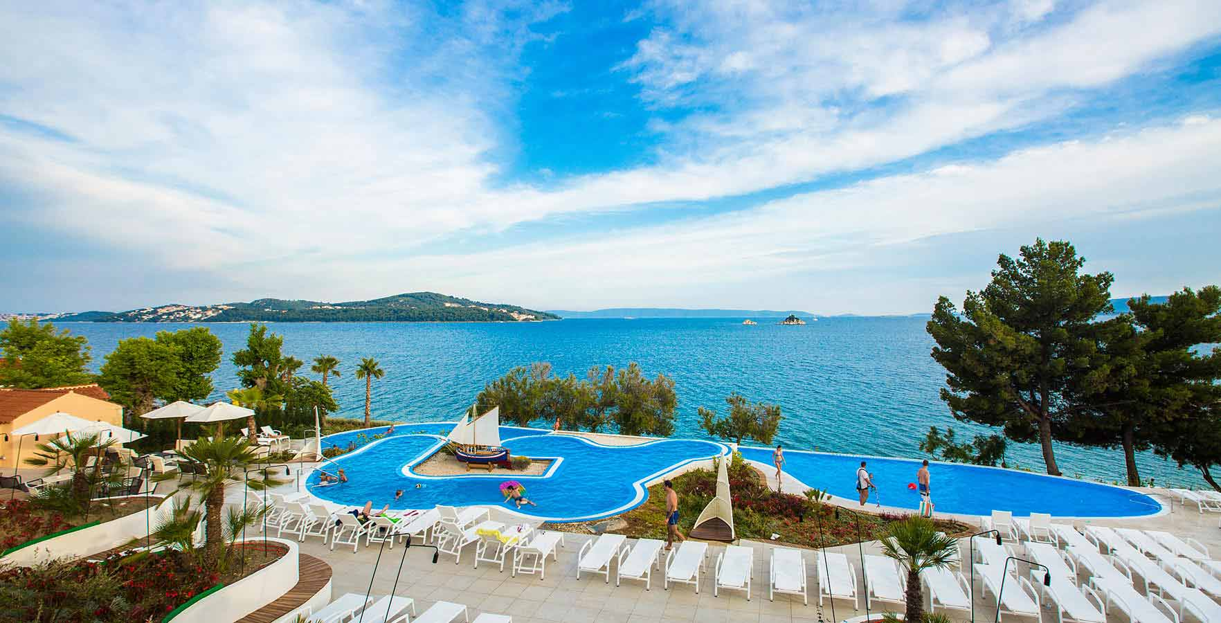 camping belvedere croatian camping union