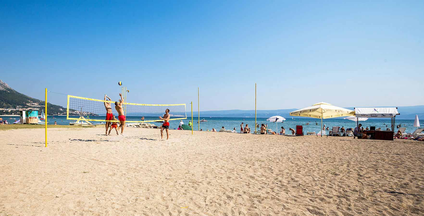 Campsite Galeb - sport and recreation