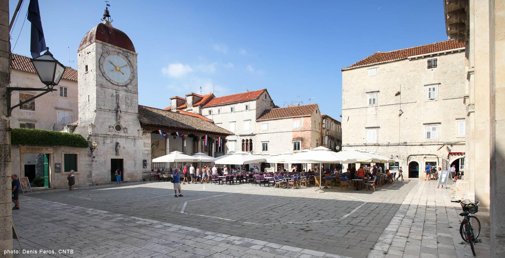 Camping Destinations: Dalmatia (Split) - Croatian Camping Union