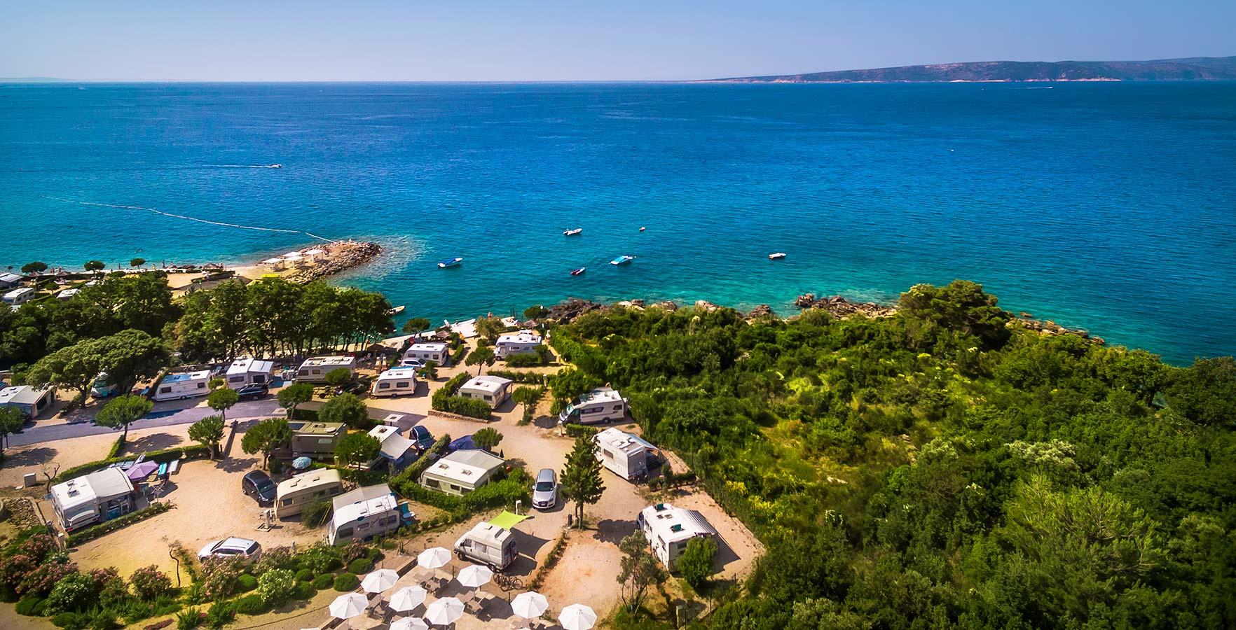 Best Campsites in Croatia - Croatian Camping Union 9e5b264a2d9d