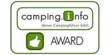 Camping.Info - 100 best campsites in Europe - 2015