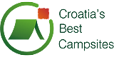 Logotip priznanja Croatia's Best Campsites