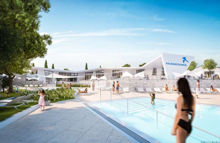 Falkensteiner Premium Camping Zadar - new in 2019.