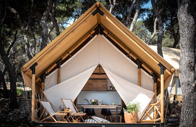 Campsite Arena One 99 Glamping - glamping
