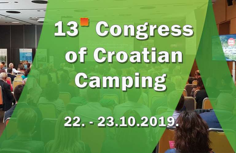 13th Congress of Croatian Camping