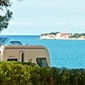 Campsite Lanterna - pitches by the sea
