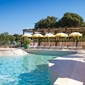 Campsite Valalta - swimming pool