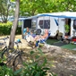 Campsite Valalta - pitch