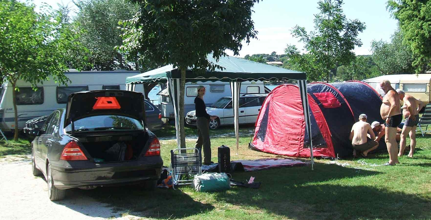 Camping Mon Paradis - Accommodation