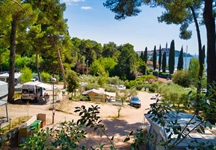 Campsite Porton Biondi - camping on the sea