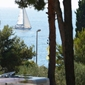 Campsite Porton Biondi - camping on the coastline