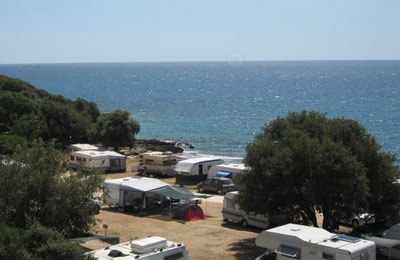 Campsite San Polo - camping at the sea