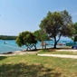 Campsite Veštar- pitches by the sea