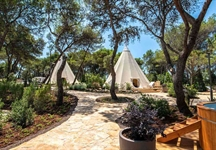 Campeggio Arena One 99 Glamping - tenda glamping