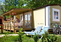 Camping Medveja - new mobile homes
