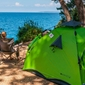 Campsite Bijar - pitches by the sea