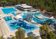 Campsite Cikat - swimming pool