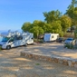 Campsite Glavotok - pitches by the sea