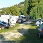 Campsite Seget - panoramic view