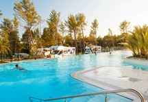 Campsite Santa Marina - swimming pool