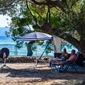 Campsite Viter - pitches by the sea