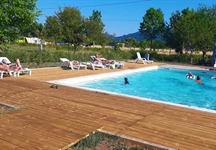 Camping Lika - swimming pool