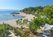 Campsite Stobrec - Split - pebble beach