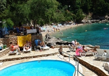Campsite Adriatic - beach