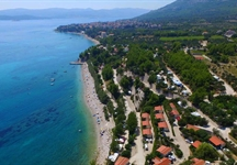 Campsite Nevio - panoramic view