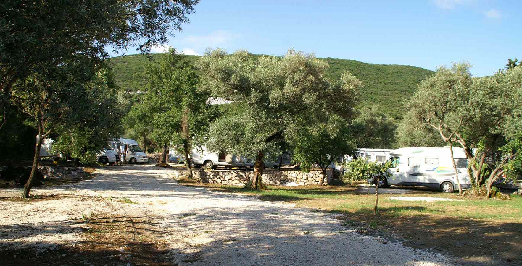 Campsite Zakono - accommodation in Croatia