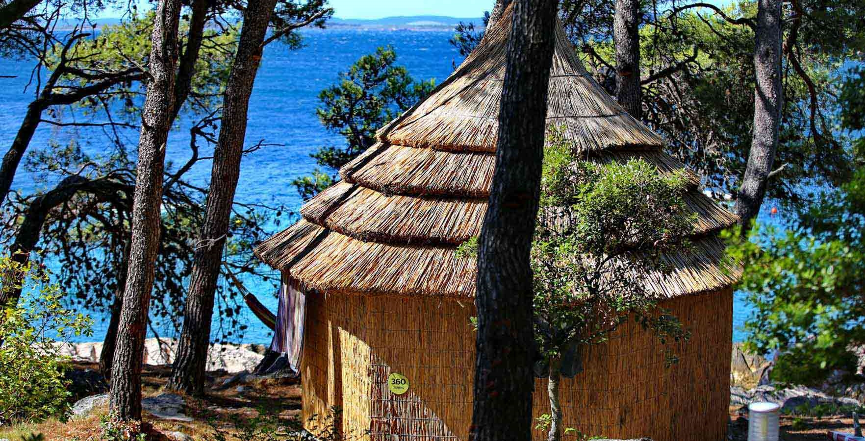 Pine Beach Pakoštane - accommodatie in Kroatië