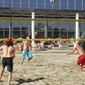 Camper Stop Cerine - beach volley