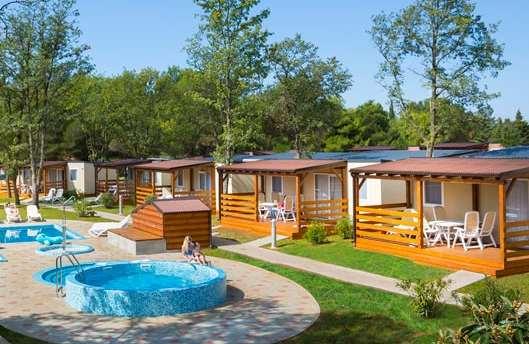 Campsite Polari - mobile homes
