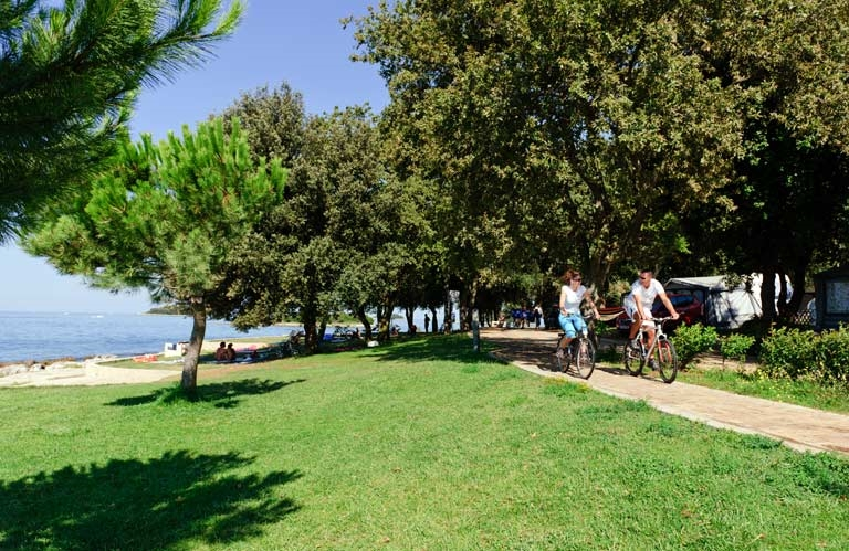 New amenities in Maistra's campsites in Rovinj and Vrsar