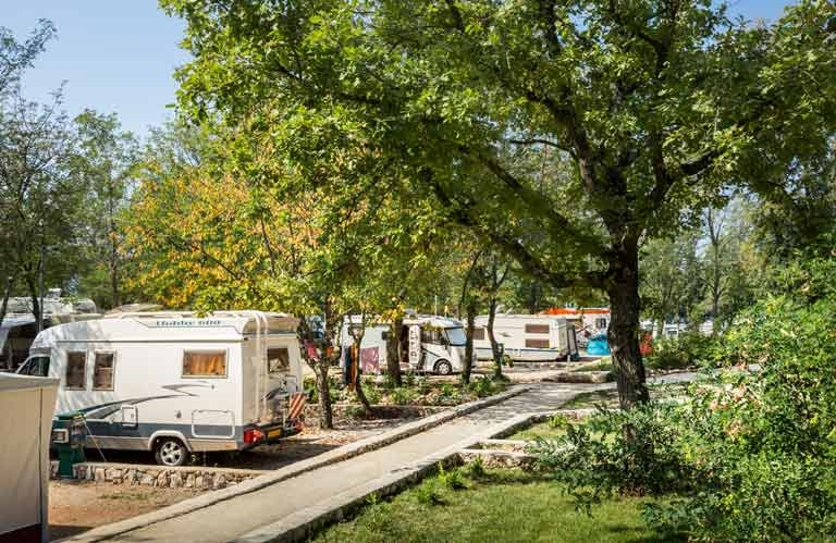 Aminess campsites - season opening