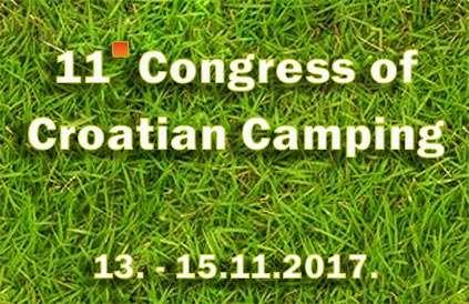 11th Congress of Croatian Camping